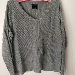A&F slouchy sweater